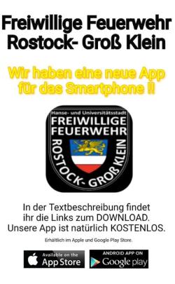 FF Groß Klein App