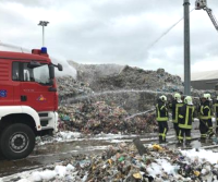 Ausrückebereich von der Freiwilligen Feuerwehr Rostock - Groß Klein