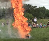 Brandschutzerziehung & Öffentlichkeitsarbeitsgruppe von der Freiwilligen Feuerwehr Rostock - Groß Klein
