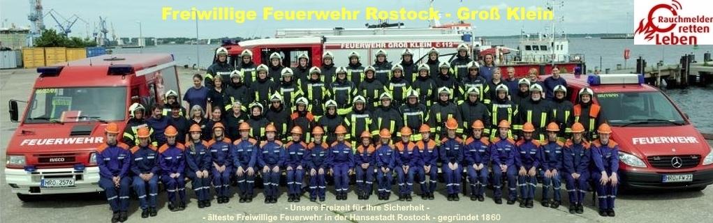 Freiwillige Feuerwehr Rostock - Groß Klein